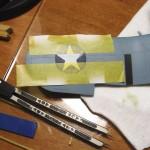 Masking for horizontal bars.